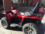 Solly101's 2015 Polaris Sportsman 570 SP Touring